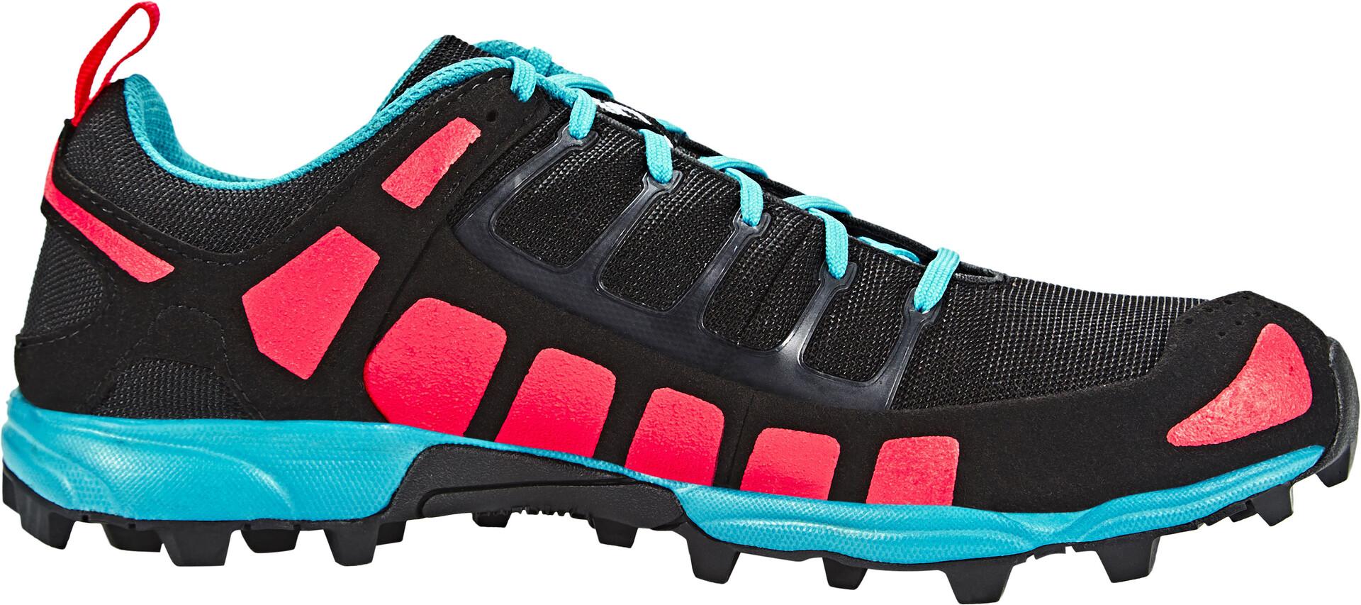 Talon Chaussures sur running inov 212 8 noirturquoise Femme X SqnwnxFC7B